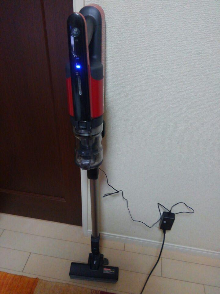 Panasonic(パナソニック)スティック掃除機パワーコードレス充電
