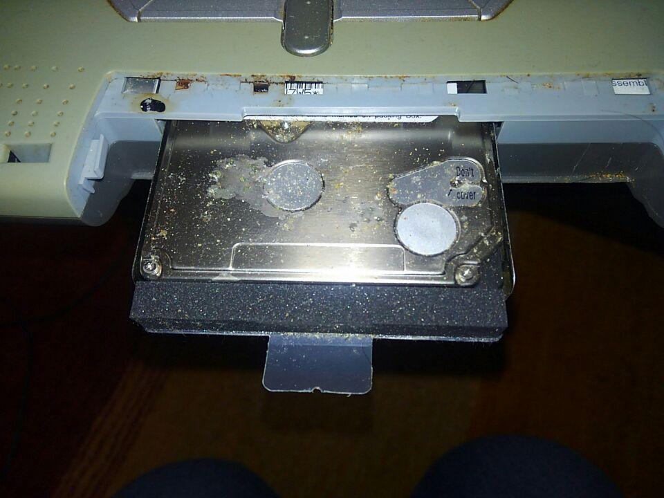 【100回捨てはじめました~37】HDDを破壊して、パソコンを無料で処分してみました!4