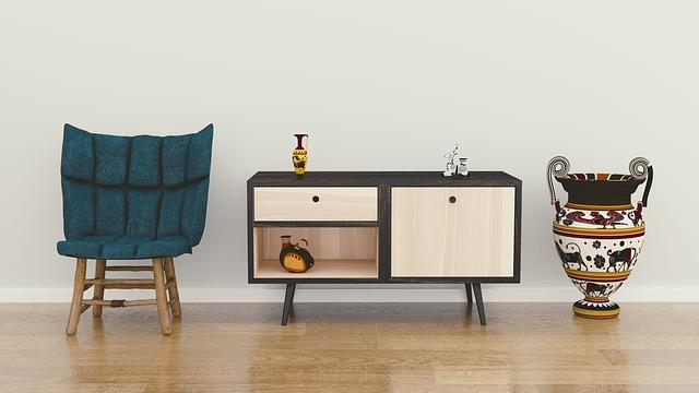 北欧家具風にDIY。手持ちのテレビ台を北欧家具の特徴である脚付きにしてみたよ!