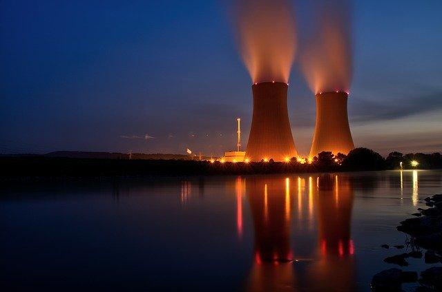 電力会社と原子力発電所