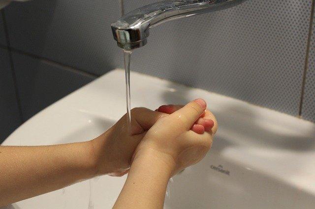 新型コロナ予防策!正確な手洗いで感染を防ぐ!!