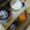 キッチン動線重視、ストレスフリーのシンク下収納を考える!