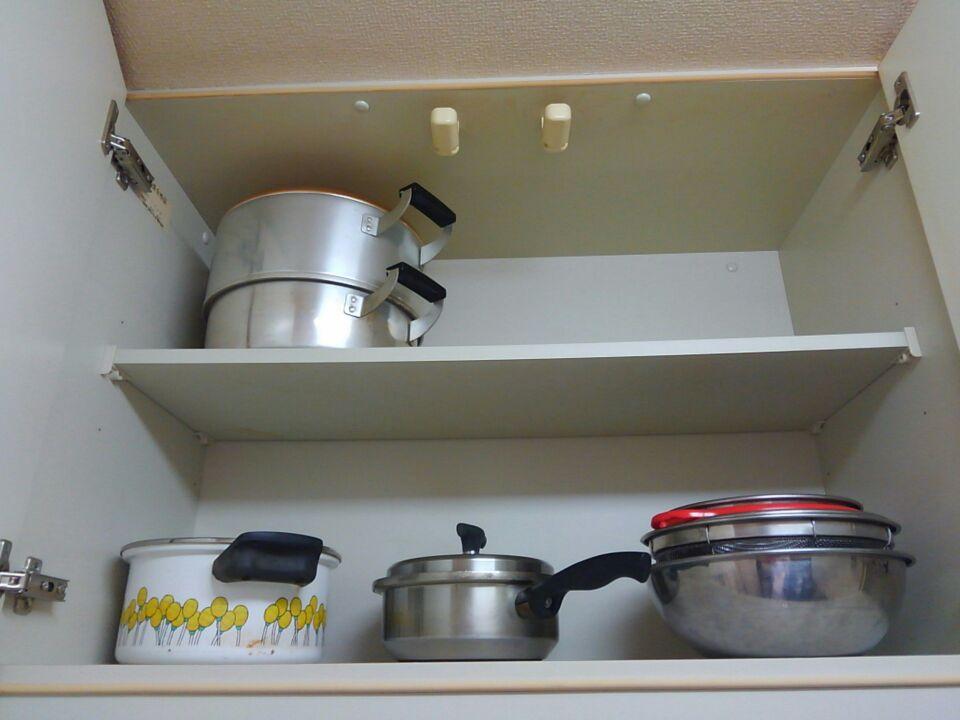 キッチン動線重視、ストレスフリーのシンク下収納を考える!収納を入れ替えた後のキッチンの使い勝手の感想2