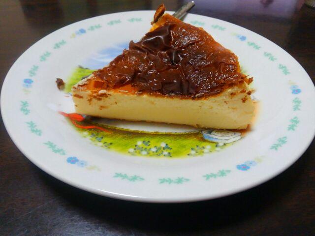 新型コロナでおこもりスイーツ!ベイクドチーズケーキを作る!!「ちょこっとアレンジベイクドチーズケーキのお味は?」