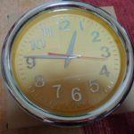 【100回捨てはじめました~58】壁掛け時計を手放す