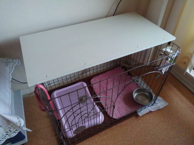 【DIY】窓下壁面、折り畳み式棚受けを利用したカウンター作り方2「棚板を完成させよう!」3