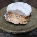 昭和レトロな簡単おやつレシピ!黒柳徹子ケーキをちょこっとアレンジ